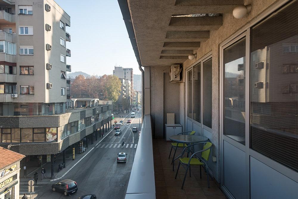 Apartman Panorama 3, StanNaDan, Glavna ulica, WIFI, Parking, Klima