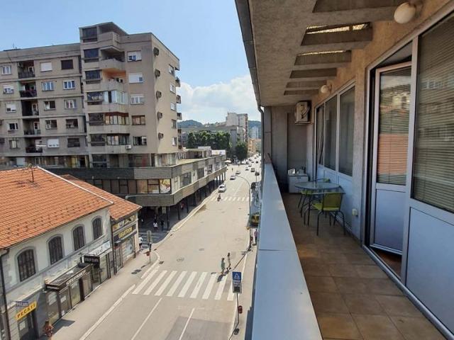 Panorama 3 pogled sa terese na glavni gradski trg